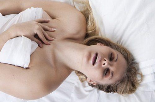 orgasme cunnilingus