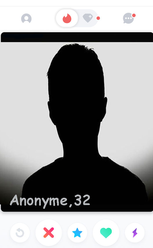 tinder anonyme
